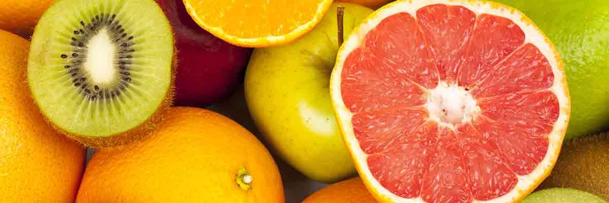 Citrusfrukter innehåller mycket C-vitamin